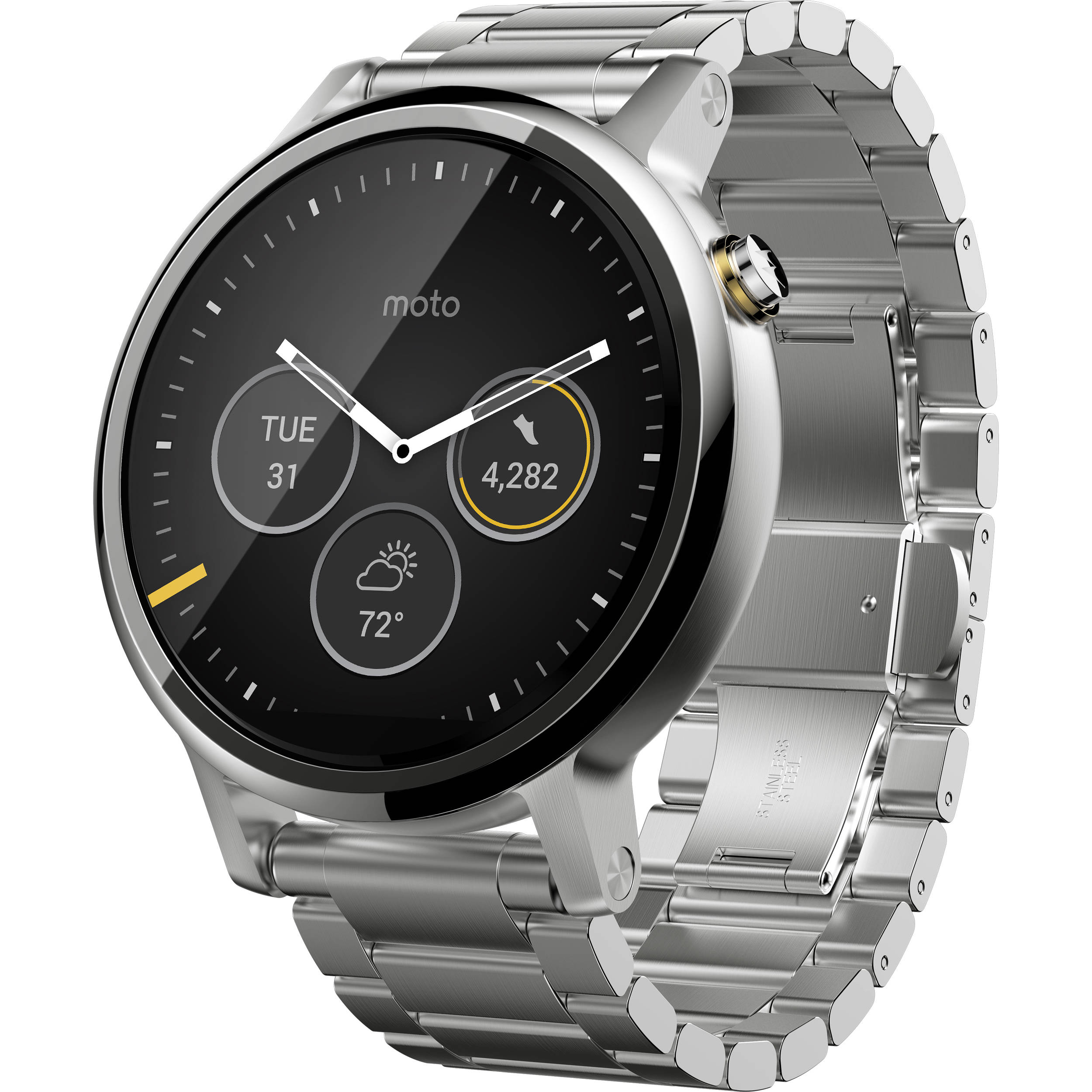 (Moto 360 46mm (2nd gen