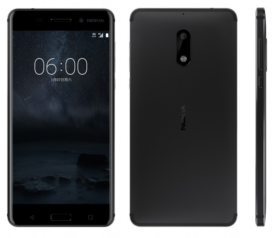 رسمياً نوكيا تبدأ في غزو الاسواق العالمية بهاتفها الذكي الجديد Nokia 6