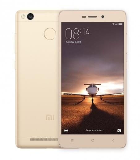تستعد شاومي لأطلاق هاتفها Xiaomi Redmi 3s Prime صاحب البطاريه الرائع قريبا في مصر