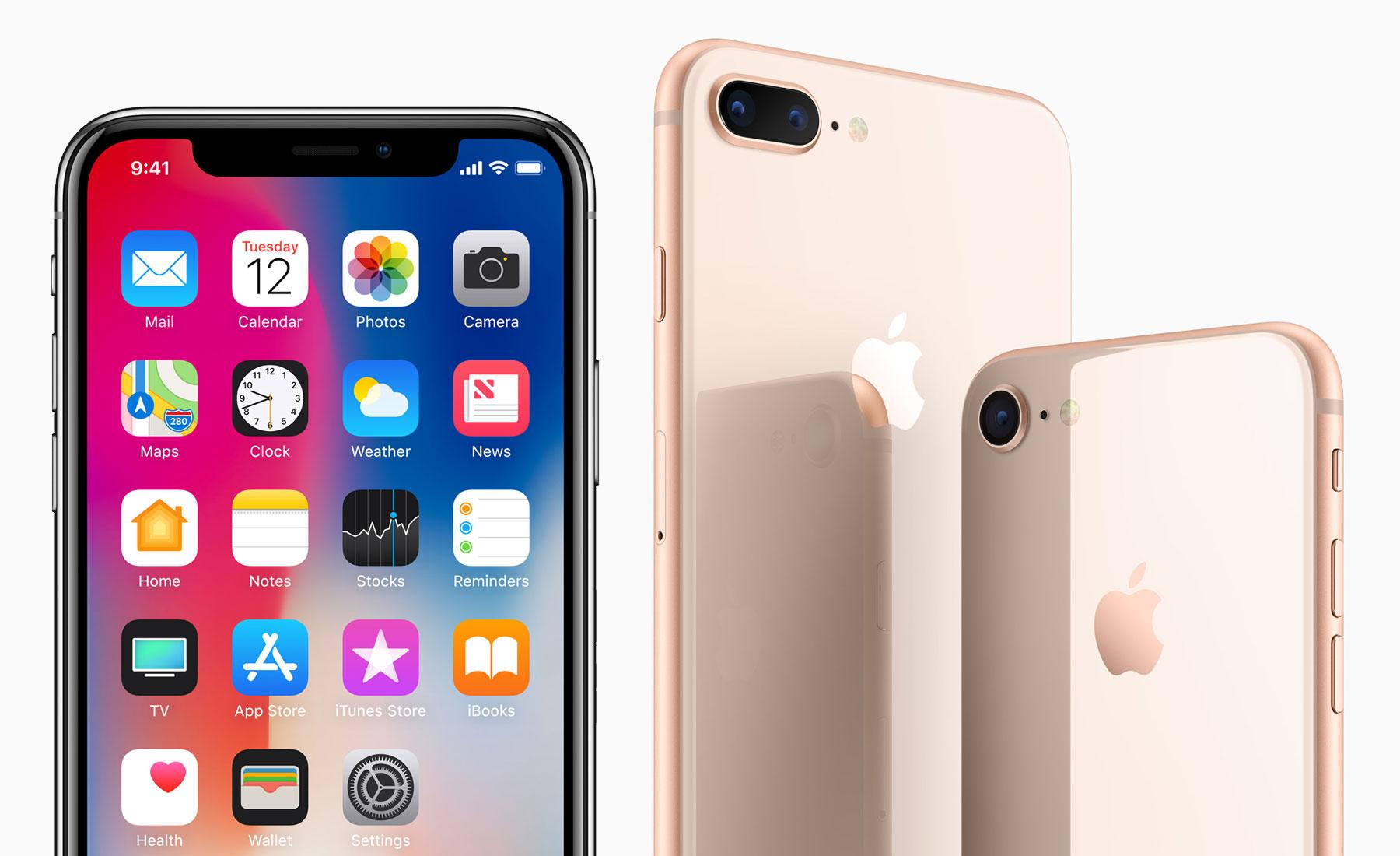 أبل تطلق أكبر هواتف ايفون بشاشة 6.5 بوصة خلال العام الجاري