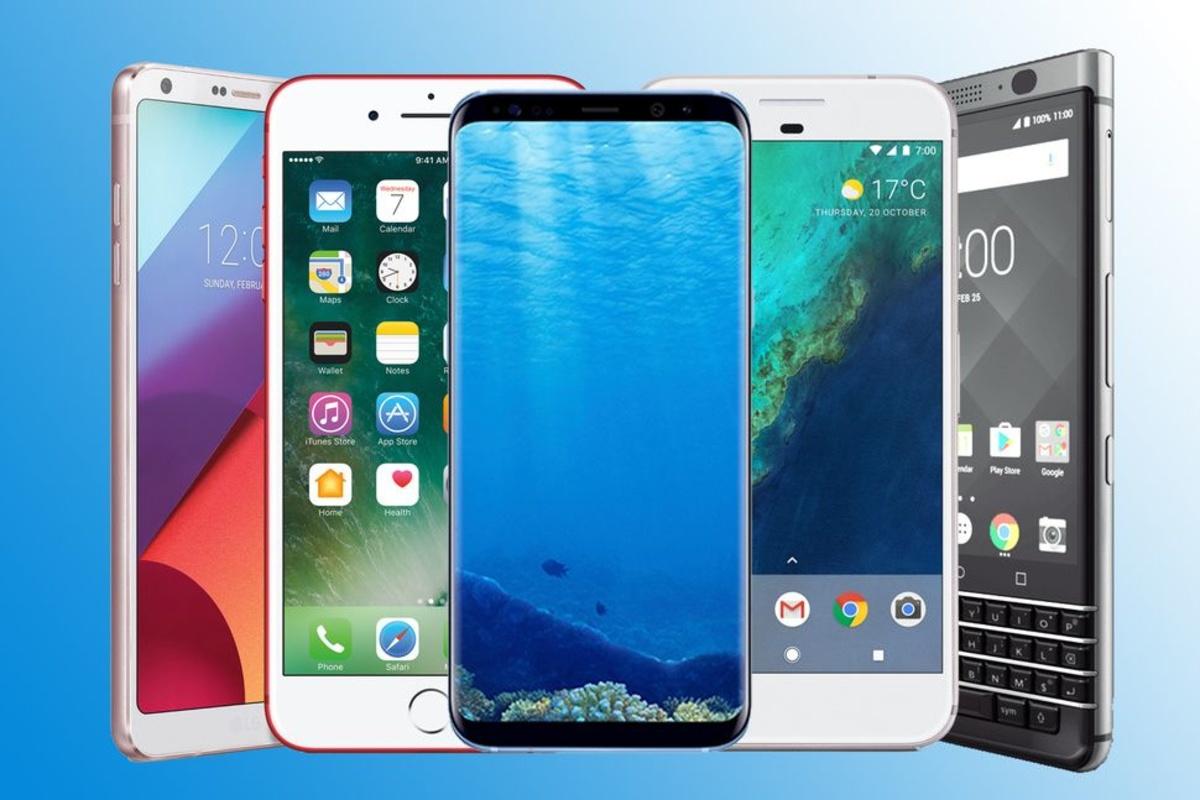 مواصفات وأسعار أكثر 10 هواتف مبيعًا طوال شهر سبتمبر 2018