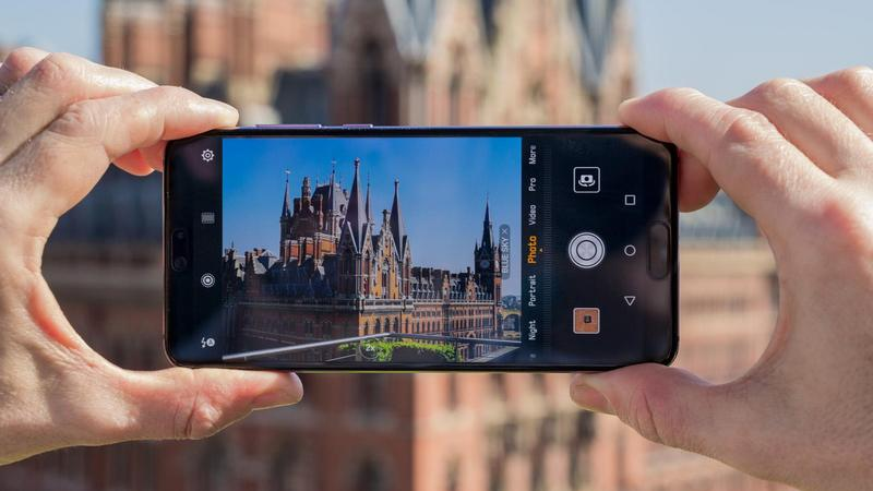 أفضل الهواتف بجودة كاميرا عالية لعام 2018