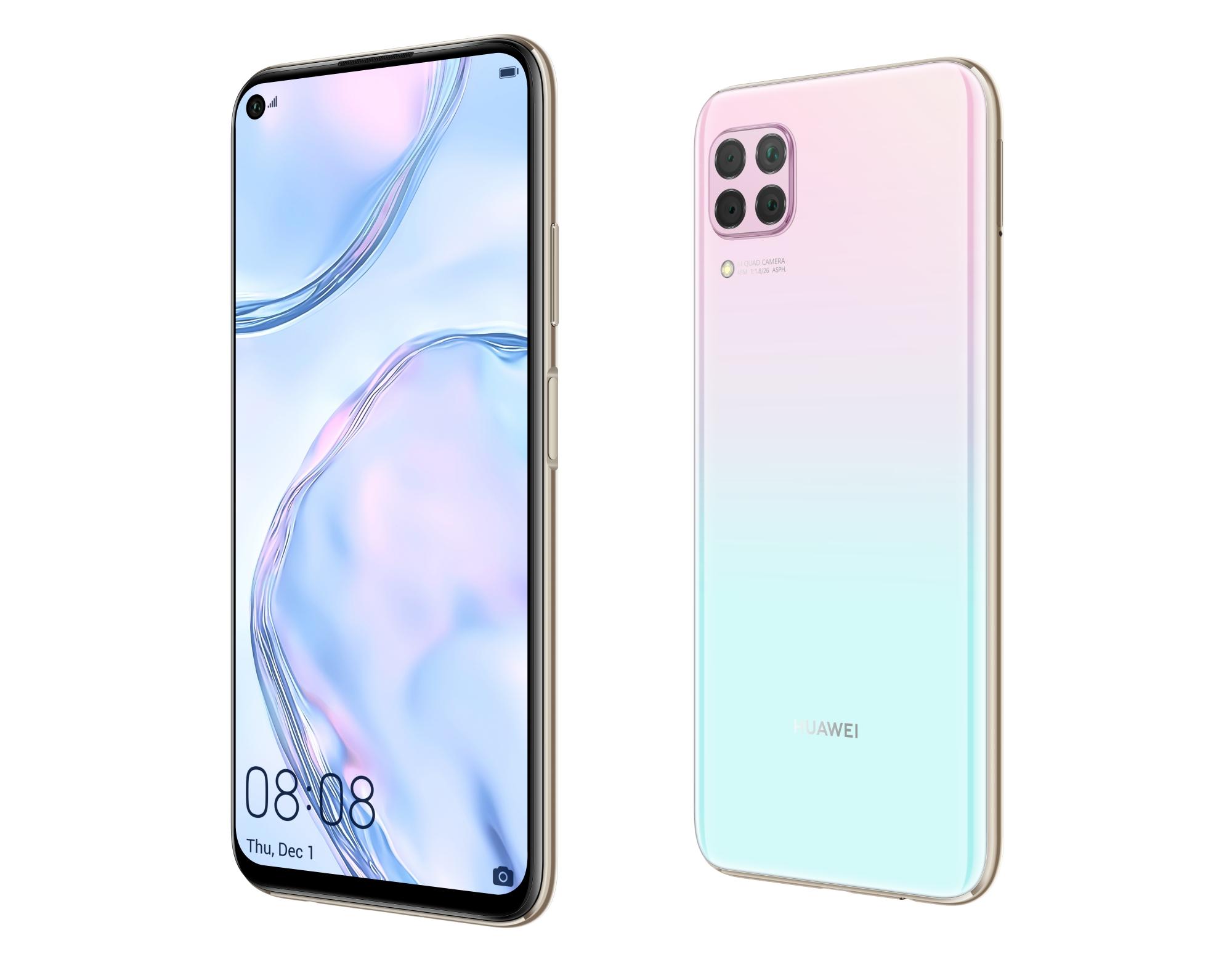 نظرة على هاتف Huawei nova 7i