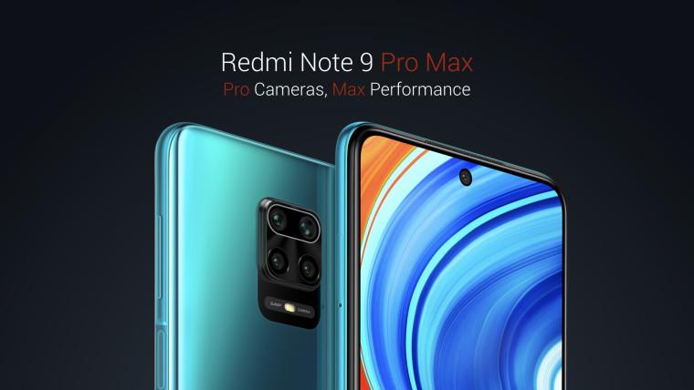 الإعلان عن هواتف Redmi Note 9