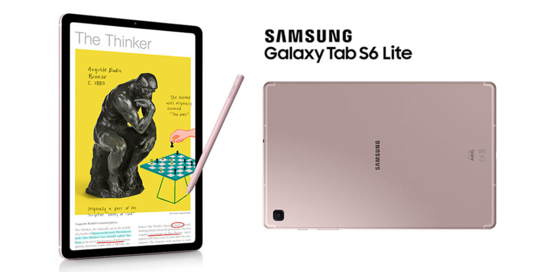 مراجعة مواصفات تابلت Samsung Tab S6 Lite