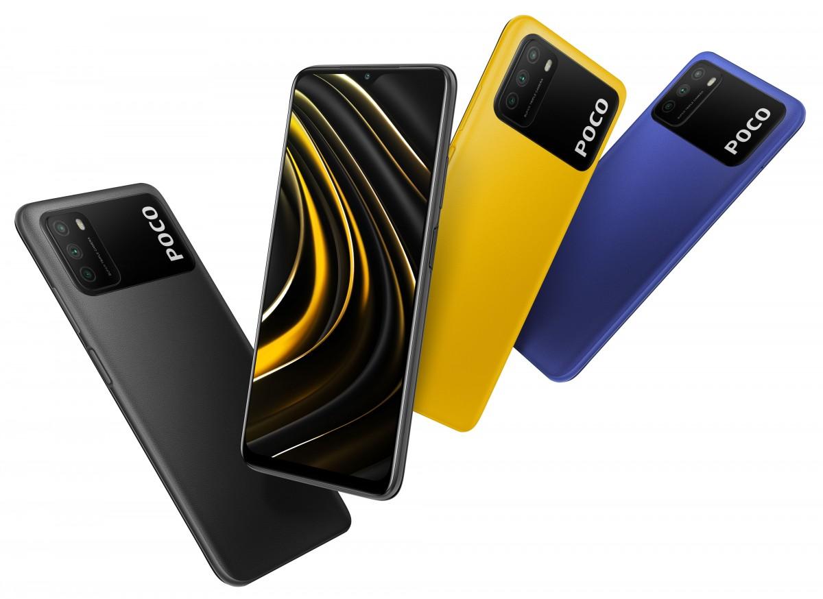 الإعلان رسميًا عن هاتف Xiaomi Poco M3