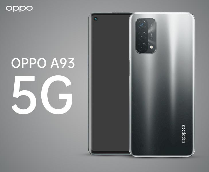 إليكم المراجعة الكاملة لهاتف Oppo A93 5G