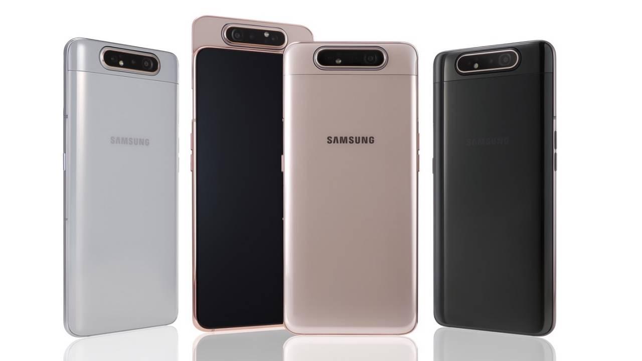 سامسونج تعمل على تطوير Galaxy A82 5G