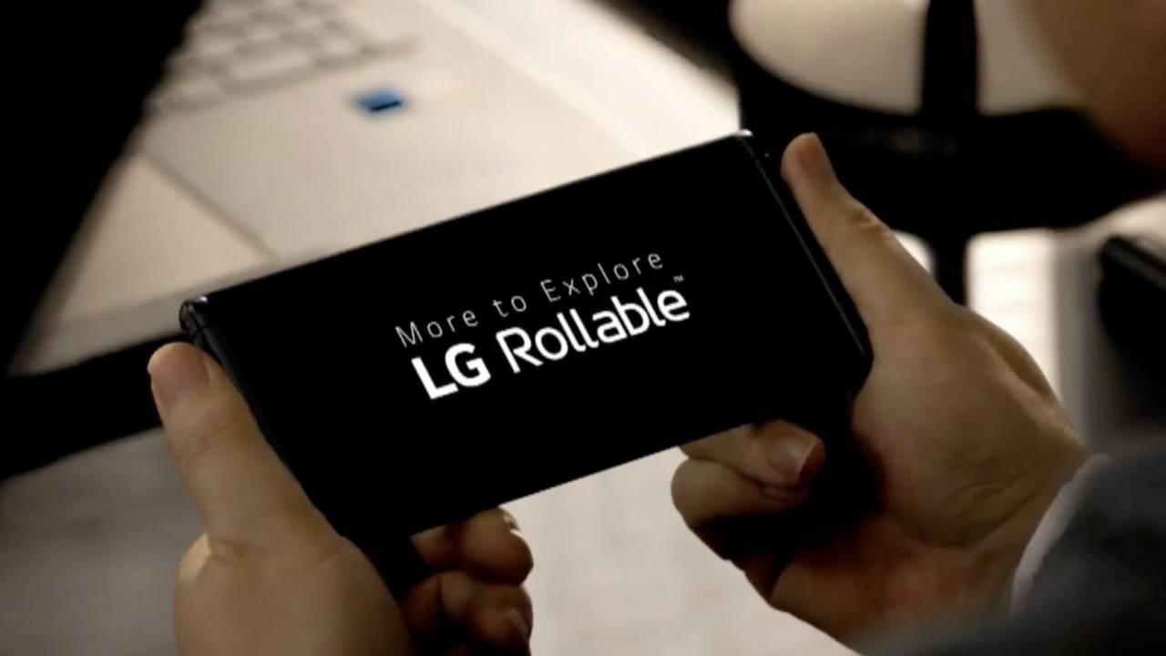 شركة LG تعلن عن أول هاتف قابل للدوران قادم في نهاية العام
