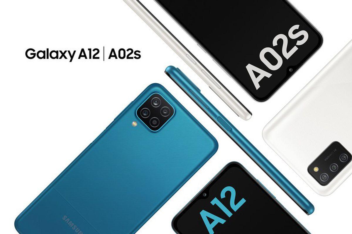 سامسونج تطرح هاتفي Galaxy A12 و Galaxy A02s بمعالجات من الماضي