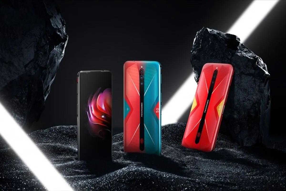 الكشف عن أحدث الهواتف المخصصة للألعاب بتقنيات استثنائية Red Magic 6
