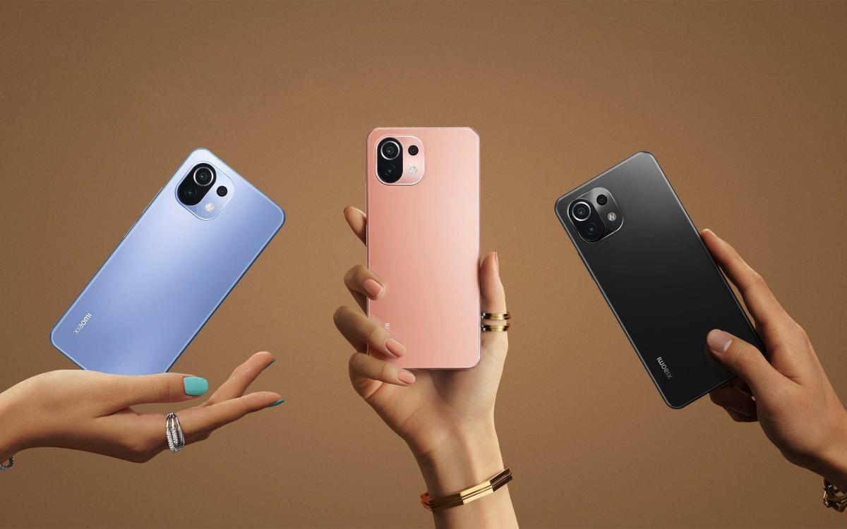 هاتف Xiaomi Mi 11 Lite 5G أول هاتف مع معالج Snapdragon 780G