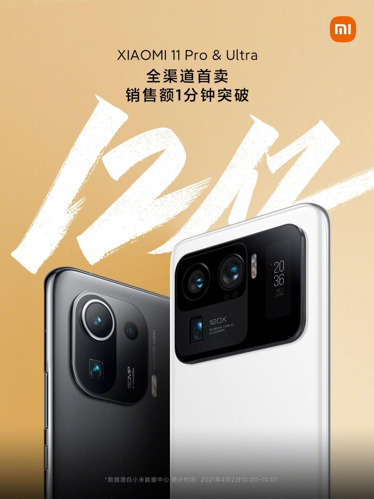 شاومي تطلق هاتف Xiaomi Mi 11 Pro رسمياً