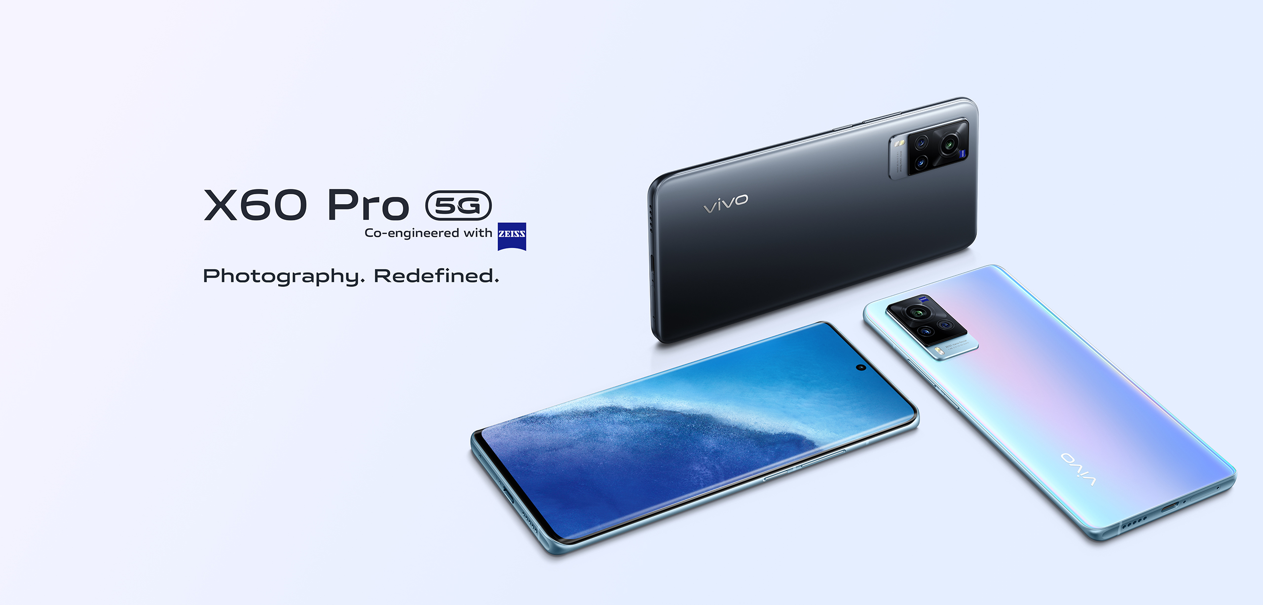 فيفو تعلن رسمياً عن هاتفي Vivo X60 و Vivo X60 Pro في الخارج