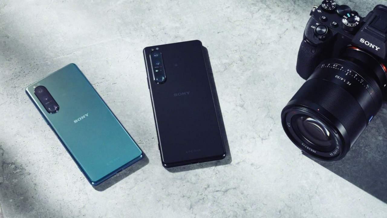 سوني تكشف عن مجموعة هواتفها الجديدة الرائدة والمتوسطة لعام 2021
