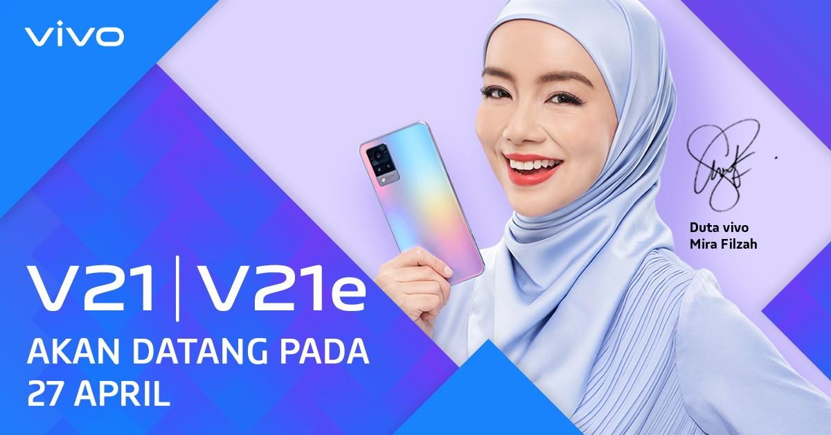 إليكم مزايا وعيوب هاتف Vivo V21e