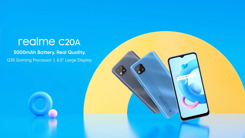 إليكم مزايا وعيوب Realme C20a الاقتصادي الجديد