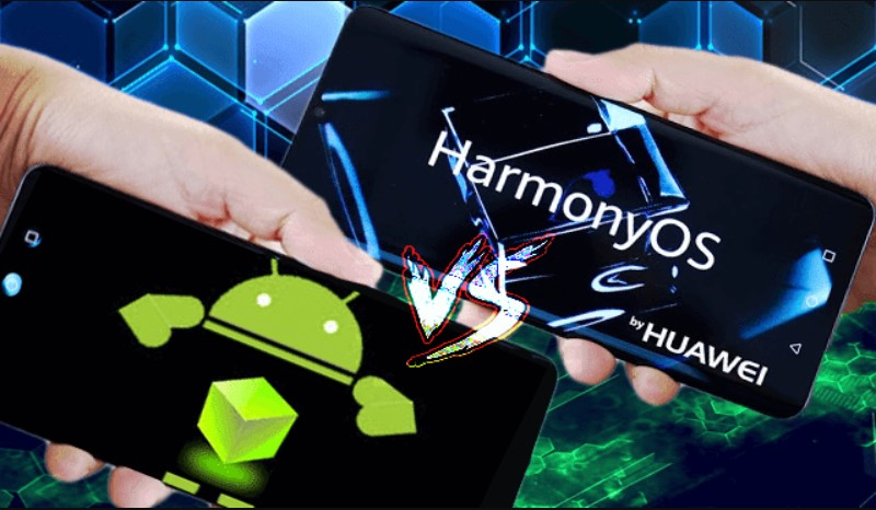 إليكم أبرز الإختلافات بين نظام تشغيل هواوي Harmony OS ونظام أندرويد.