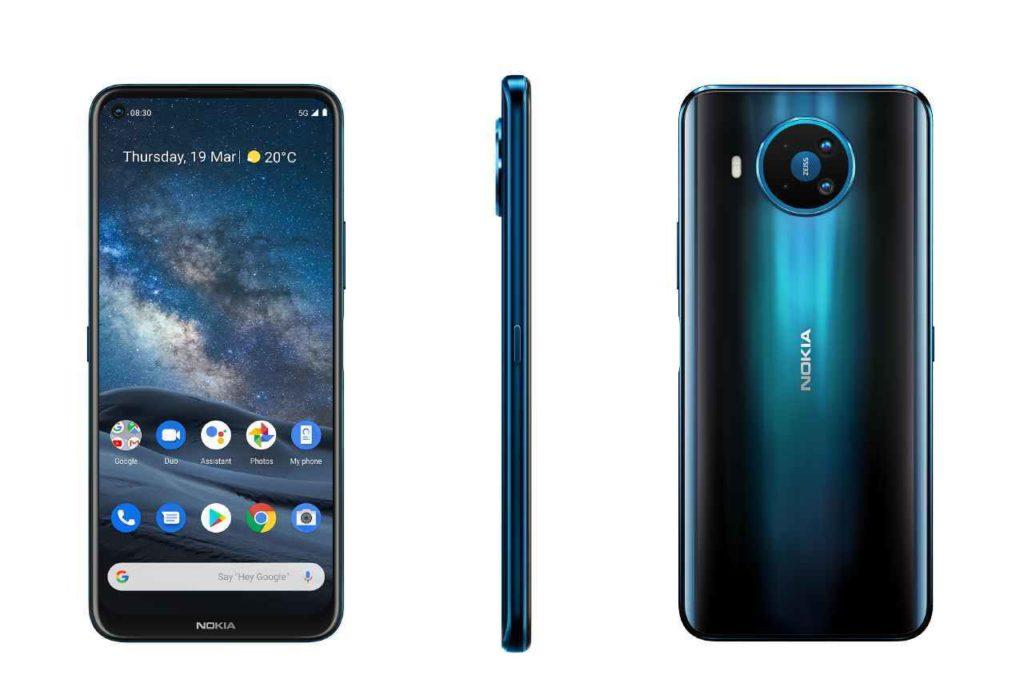 هاتف Nokia X50 سيأتي بكاميرا بقوة 108 ميجابكسل