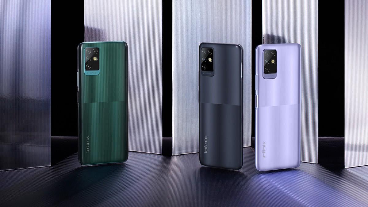 إنفينكس تعلن عن هاتفي Infinix Note 10 و Note 10 Pro في الهند
