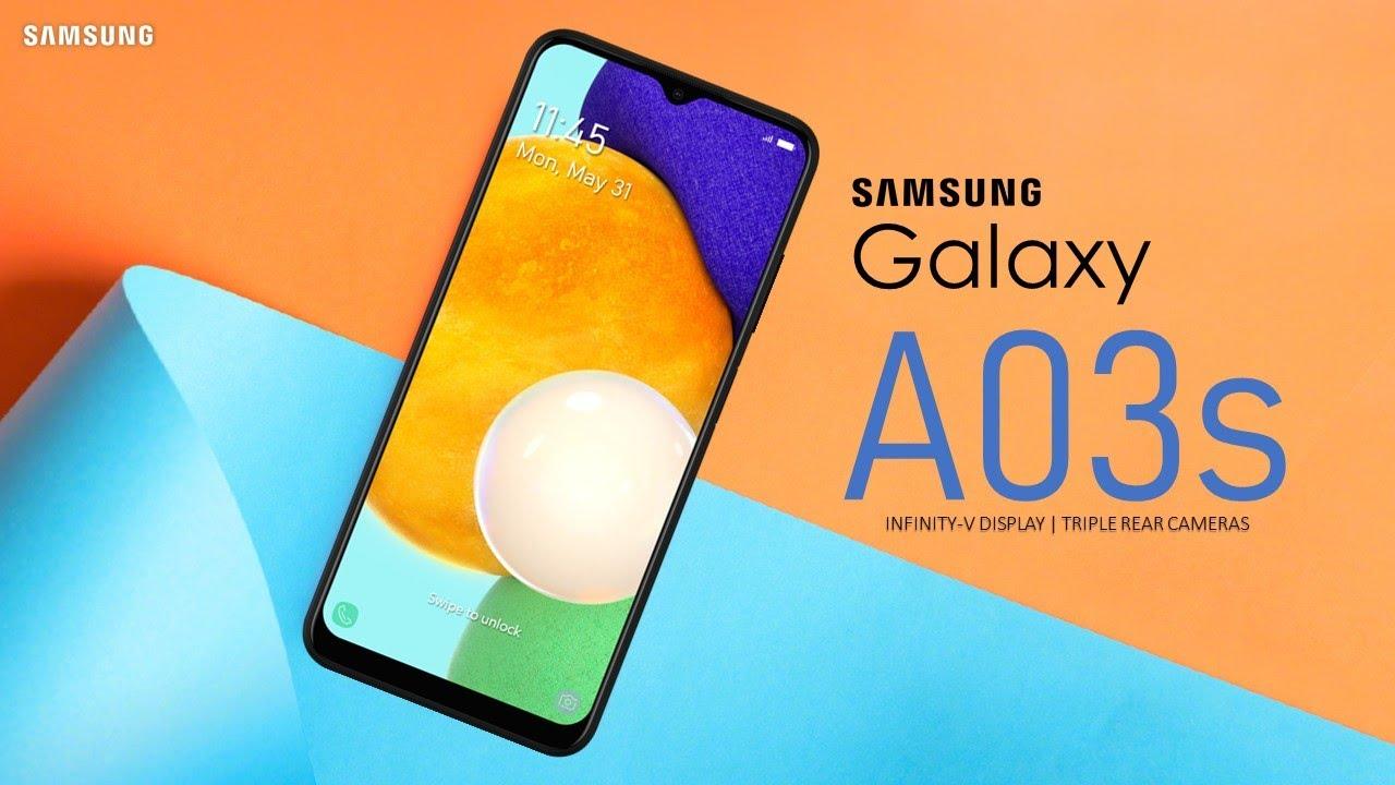 المواصفات الكاملة لهاتف Samsung Galaxy A03s