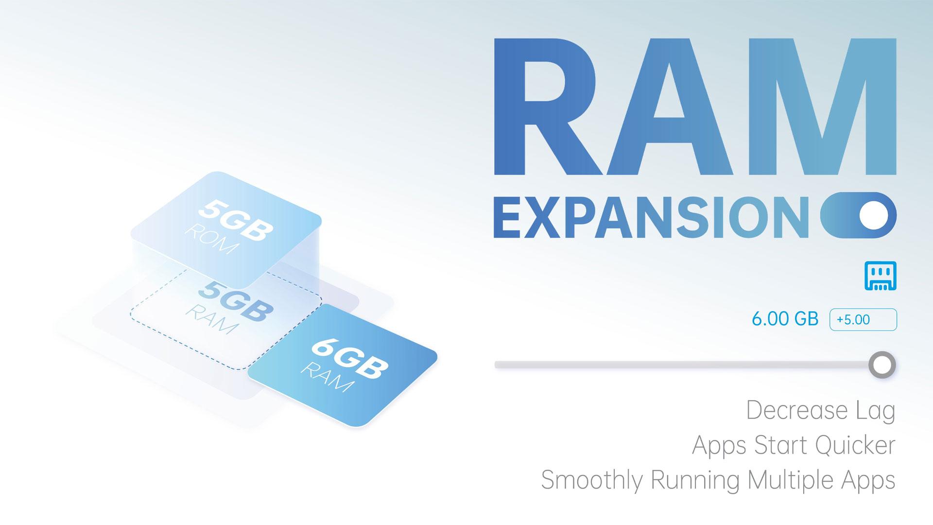 ما هي خاصية Memory Expansion وهواتف أوبو الداعمة لهذه الخاصية