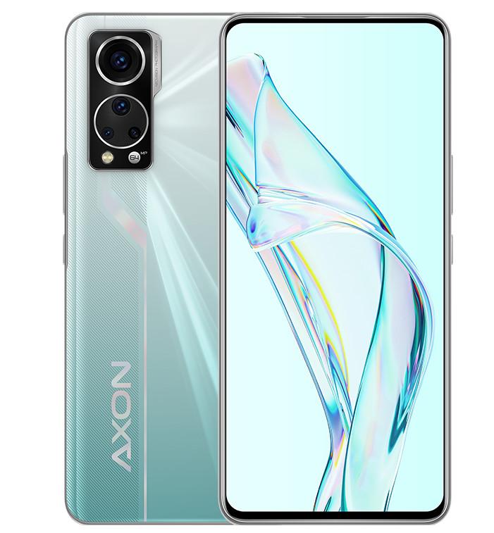 الإعلان رسميًا عن مواصفات هاتف ZTE Axon 30 5G