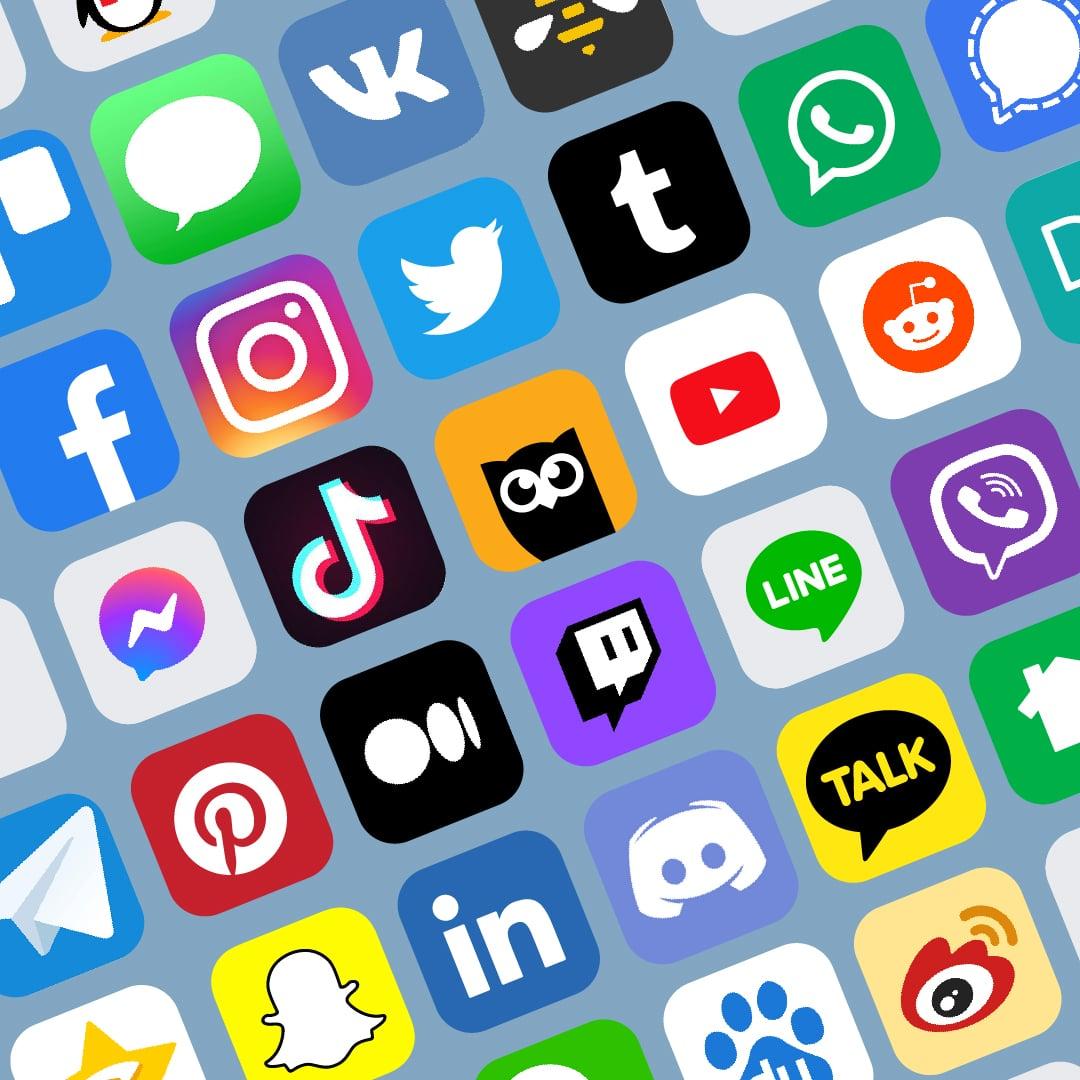 أكثر التطبيقات تحميلاً لشهر يونيو 2021 من جوجل بلاي وأب ستور