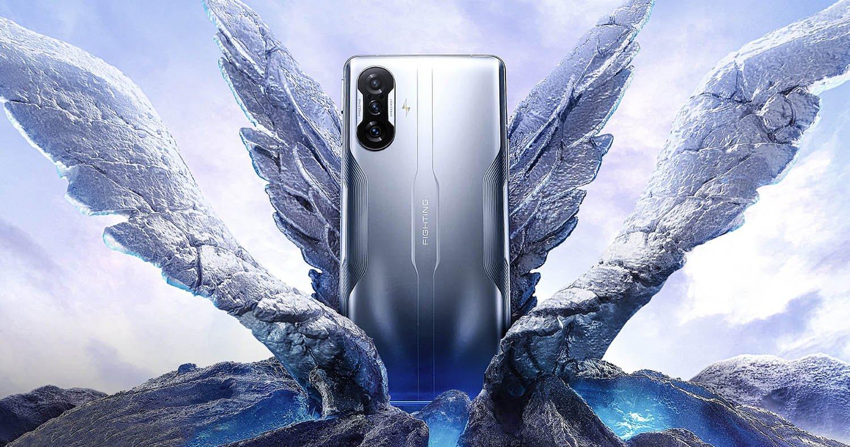 الكشف رسميًا عن هاتف Poco F3 GT