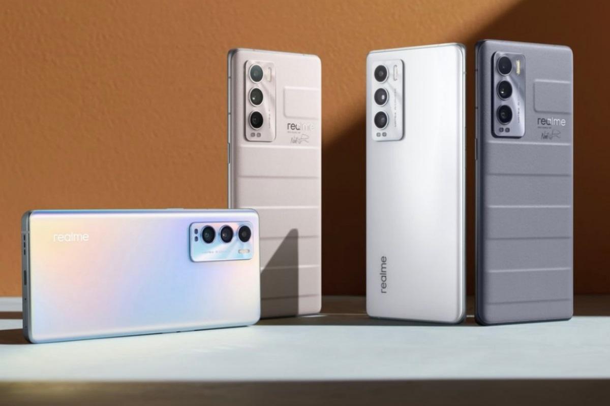هواتف Realme GT تتلقى إصدارات جديدة باسم Master Edition