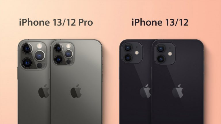 ابل تقدم هواتف iPhone 13 Pro قريباً بسعة تخزين 1 تيرابايت