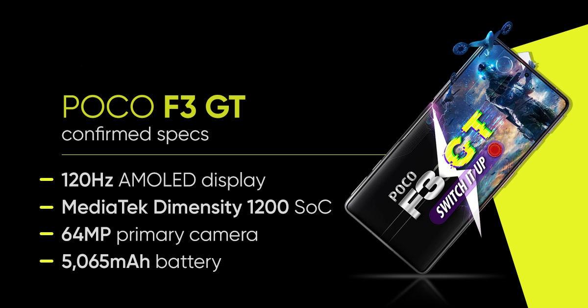 إليكم المزايا والعيوب الخاصة بهاتف Xiaomi Poco F3 GT