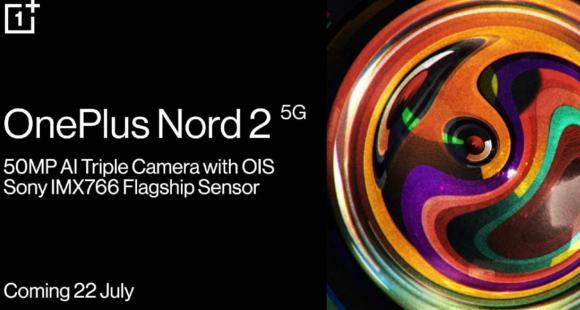 الإعلان رسمياً عن هاتف OnePlus Nord 2 5G