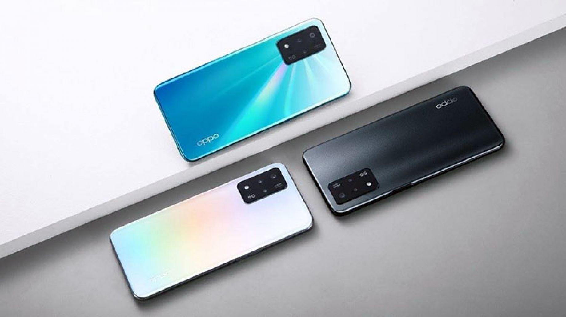 Oppo تعلن عن نسخة جديدة من هاتف A93 5G بمعالج مختلف