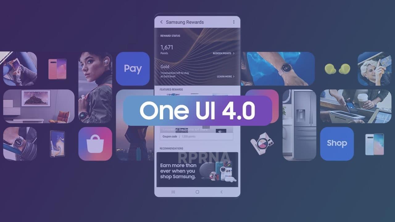 سامسونج تعلن عن النسخة التجريبية الأولى من One UI 4.0 باندرويد 12