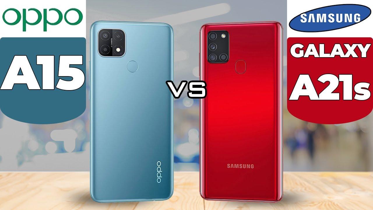 مقارنة بين هاتفي Oppo A15 و Samsung A02s أفضل هاتف في الفئة الاقتصادية