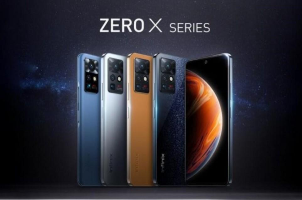الكشف عن Infinix Zero X وZero X Neo وZero X Pro رسميًا بالخارج