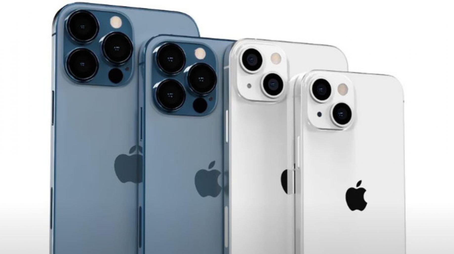 أسعار سلسلة iPhone 13 الرسمية بالسوق المصري