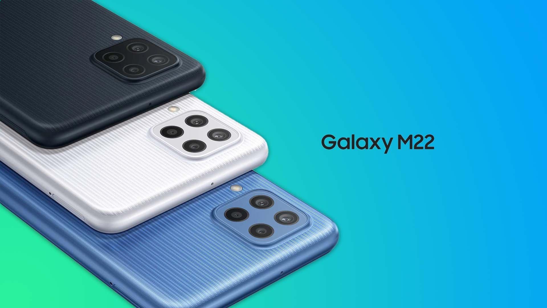 حاليًا بالأسواق المصرية ... هاتف Samsung Galaxy M22