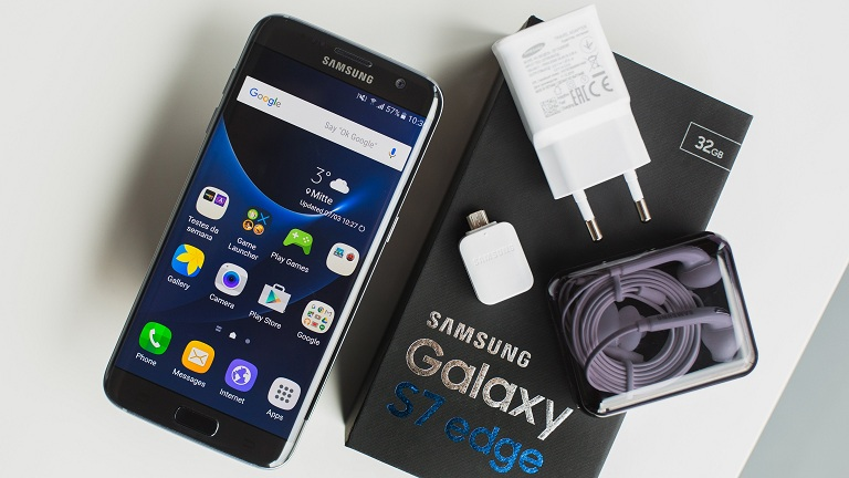 مراجعة Samsung Galaxy S7 Edge
