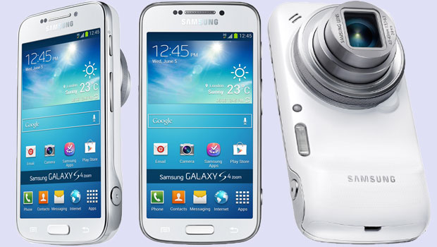 مميزات وعيوب Samsung Galaxy S4 zoom