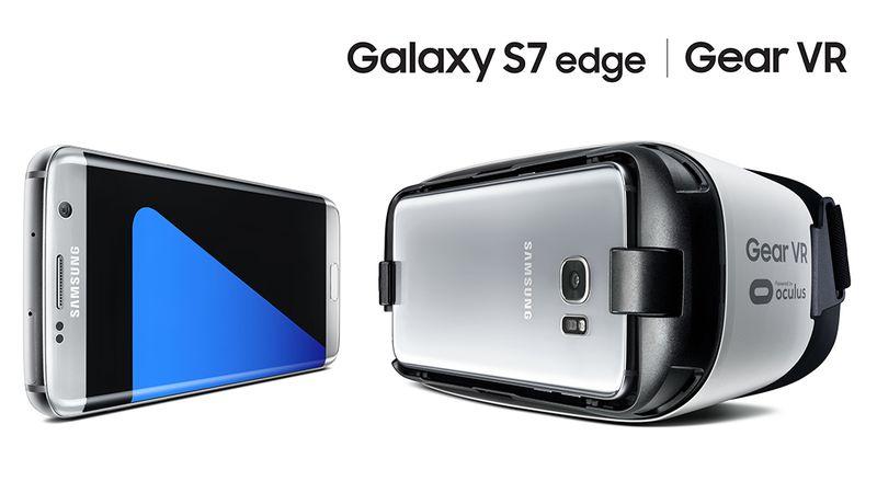 e5cfe8a60 سامسونج تطرح Samsung Galaxy S7 و Galaxy S7 Edge مع نظارة الواقع الأفتراضي  فى السعوديه خلال ايام