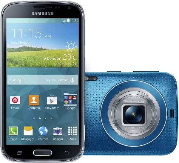 مميزات وعيوب Samsung Galaxy K zoom