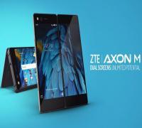 مميزات وعيوب هاتف ZTE Axon M القابل للطي