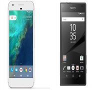 مقارنة بين هاتفي Google Pixel 2 وSony Xperia XZ Premium