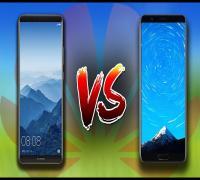 مقارنة بين هاتفي Honor V10 وHuawei Mate 10 Pro