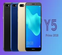 مميزات وعيوب Huawei Y5 Prime 2018