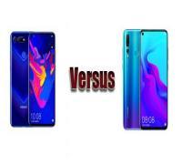 مقارنة بين هاتفي Honor View 20 و Huawei nova 4