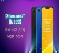 مراجعة مواصفات هاتف Realme C1 2019