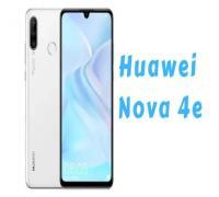 مراجعة مواصفات هاتف Huawei Nova 4e